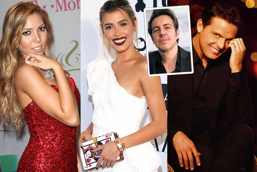 Frida Sofía está confirmando los rumores de que su sobrina Michelle andaba con el mánager de Luis Miguel