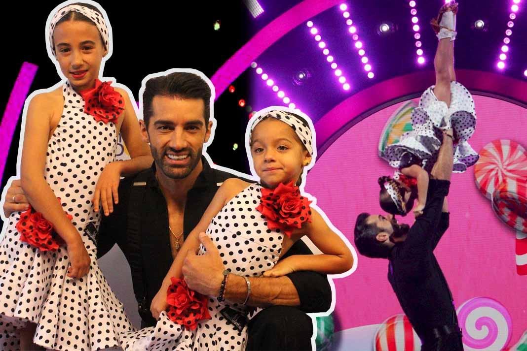 Noa, Toni y Alaïa se robaron los aplausos en el Teletón USA