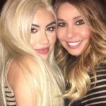 Alexa y su mamá Myrka Dellanos hasta parecen hermanas, ¿a poco no?