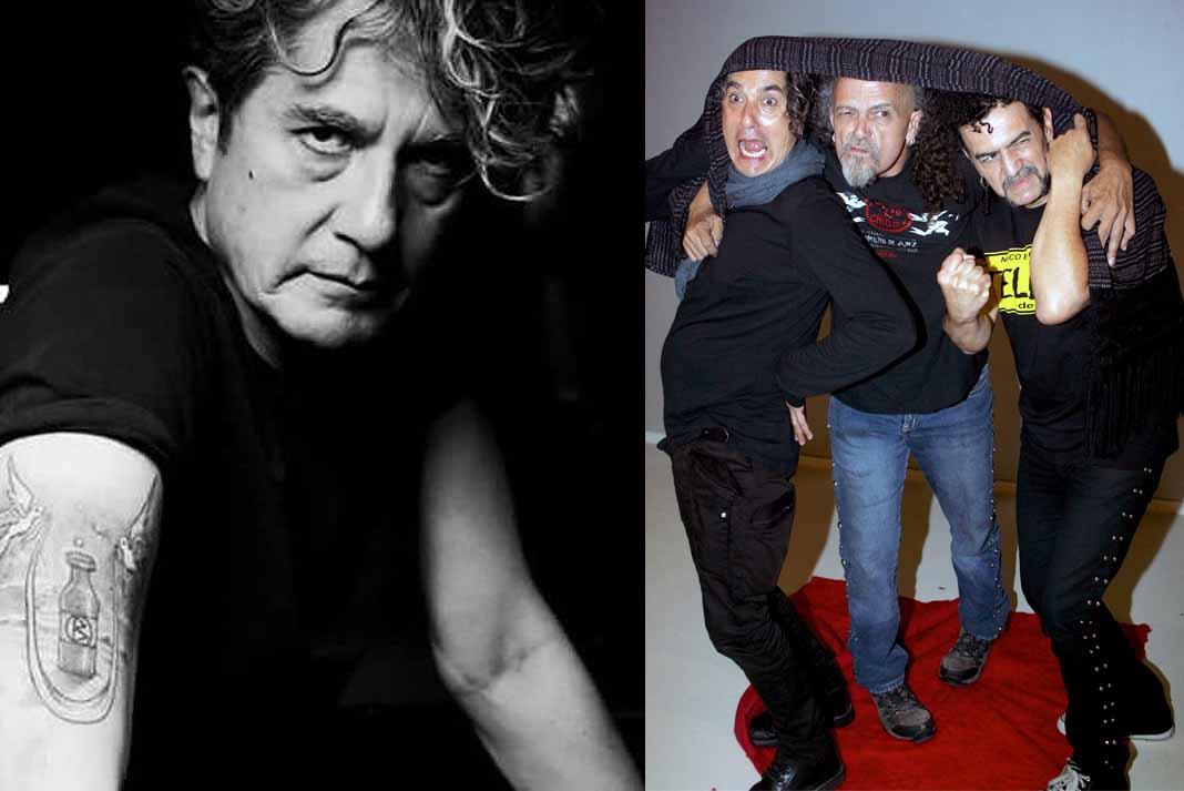 Qué triste noticia el suicidio del guitarrista de Botellita de Jerez