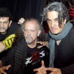 El grupo estaba integrado por Sergio Arau, Francisco Barrios y Armando Vega-Gil