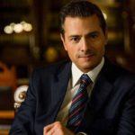 El ex mandatario mexicano siempre ha vestido formal y a lo mucho se había mostrado en short