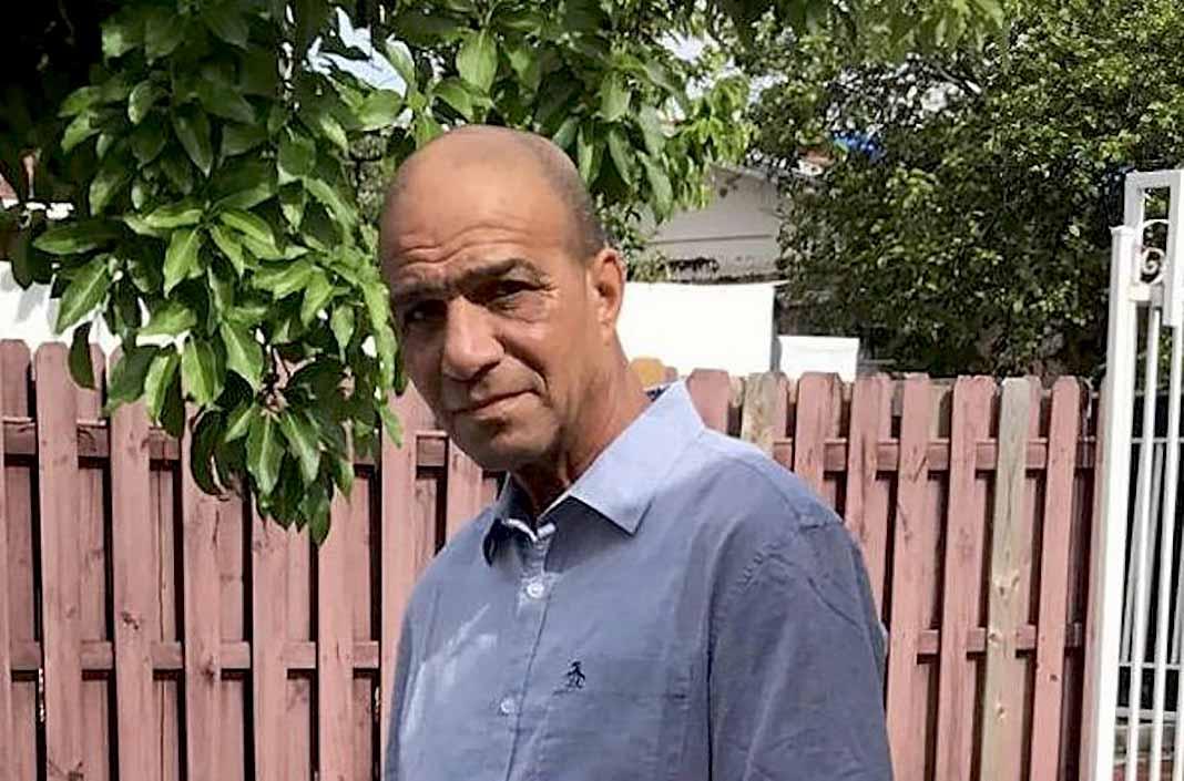 Juan Ricardo Hernández tenía 63 años, era originario de Cuba y acababa de ser operado de su rodilla