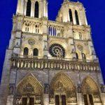 La imponente catedral albergaba muchísimos tesoros artísticos, arquitectónicos e históricos
