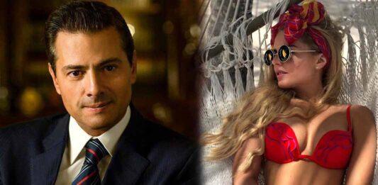 ¿Será que Enrique Peña Nieto y Tania Ruiz viajan ya en familia?