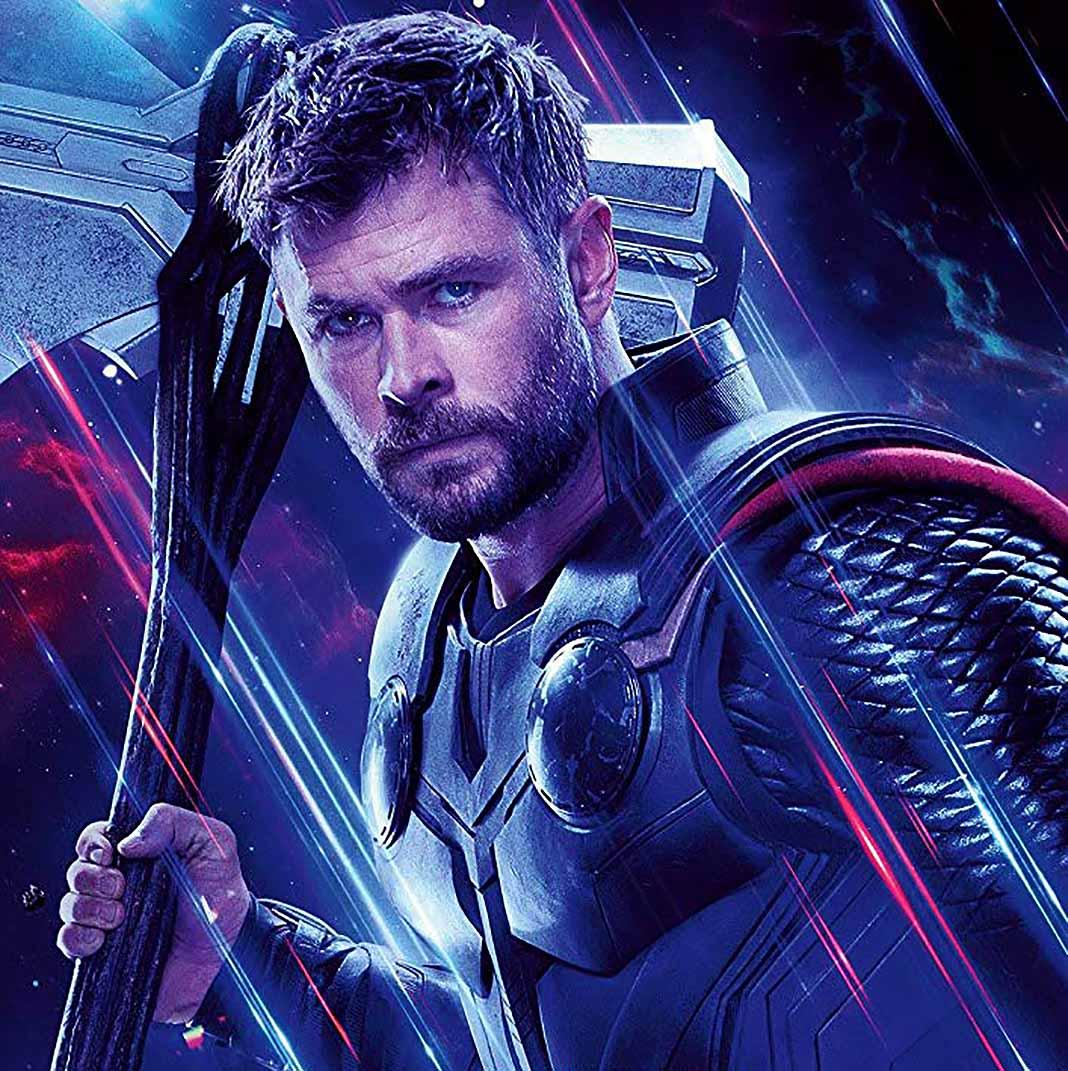 ¿Se imaginan a niños que se llamen Thor Alberto o Thor William?