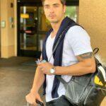 Christian estuvo en Miami para hablar de su relación en shows de Telemundo