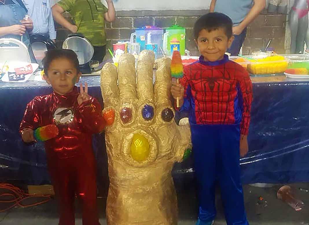 ¡Mis vidas adorados! Posaron con sus Elothanos en la feria de San Luis Potosí