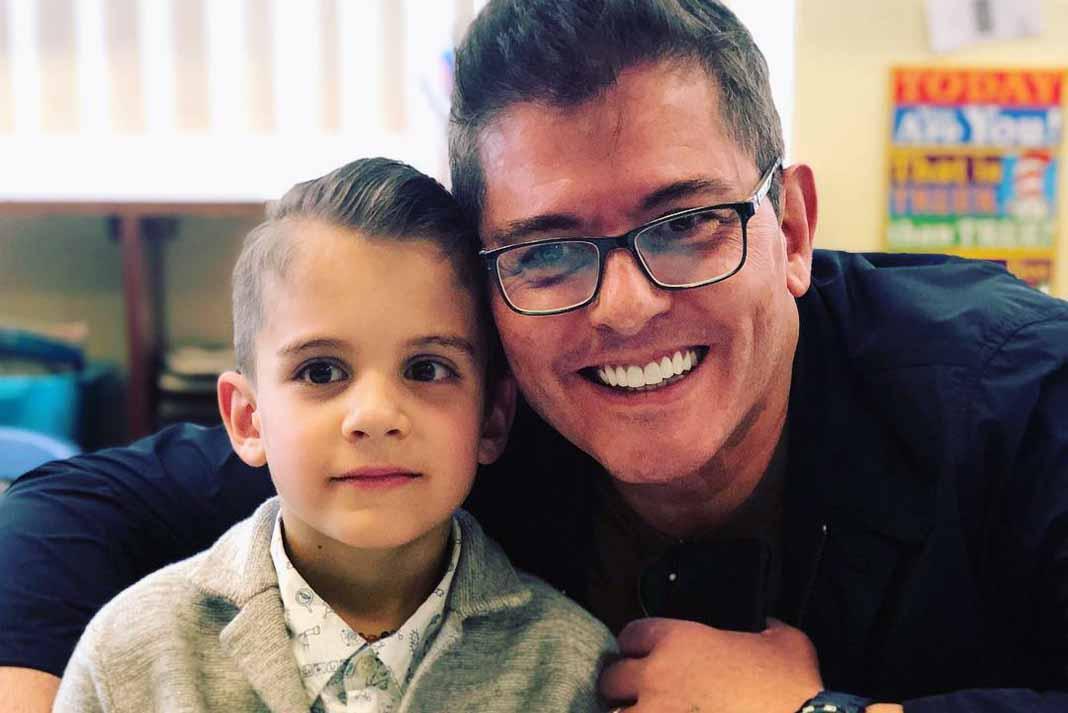 Ernesto dice que si su hijo quiere ser soldado, que se prepare muy bien