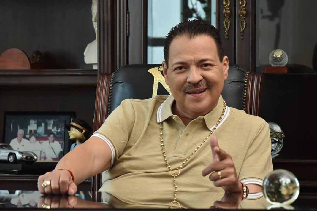 Esta es la imagen del supuesto deceso de Julio Preciado que circuló en redes sociales
