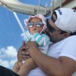 Julión trata de disfrutar con su pequeña Isabela la mayor parte del tiempo