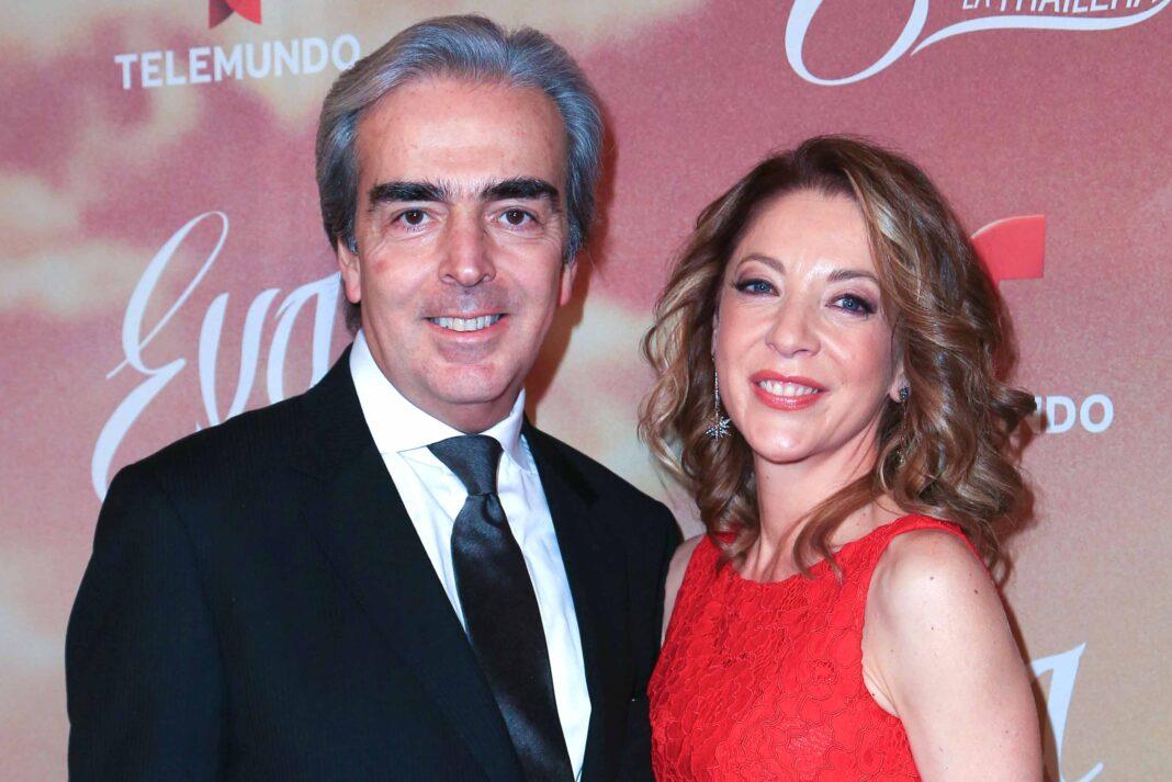 La periodista Mara Patricia Castañeda fue quien dio la noticia del cáncer de Lorenzo Lazo