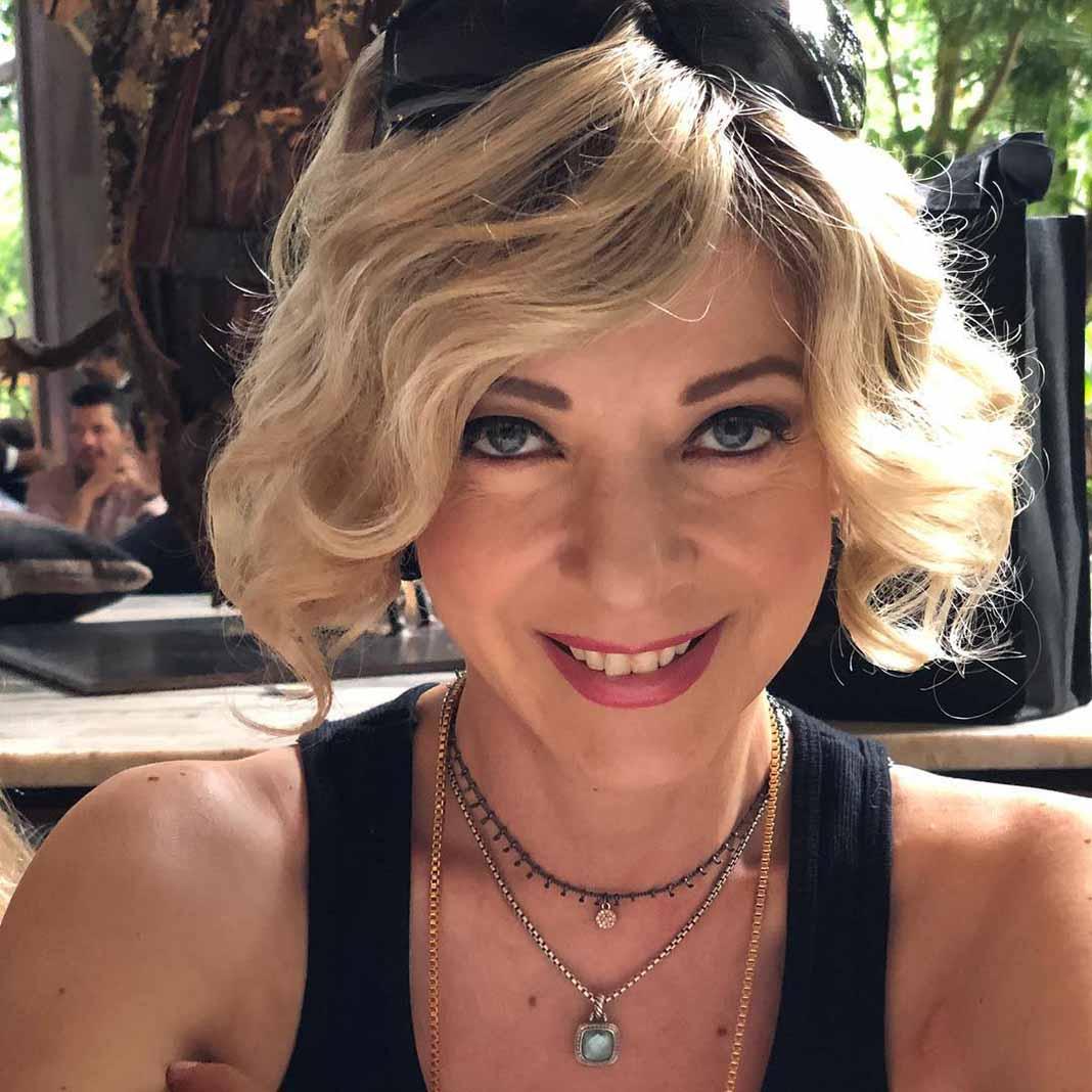La actriz fue poniendo en su Instagram momentos especiales durante su lucha contra en cáncer