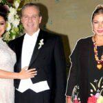 Collado es actualmente esposo de Yadhira Carrillo y padre de los hijos de Lety Calderón