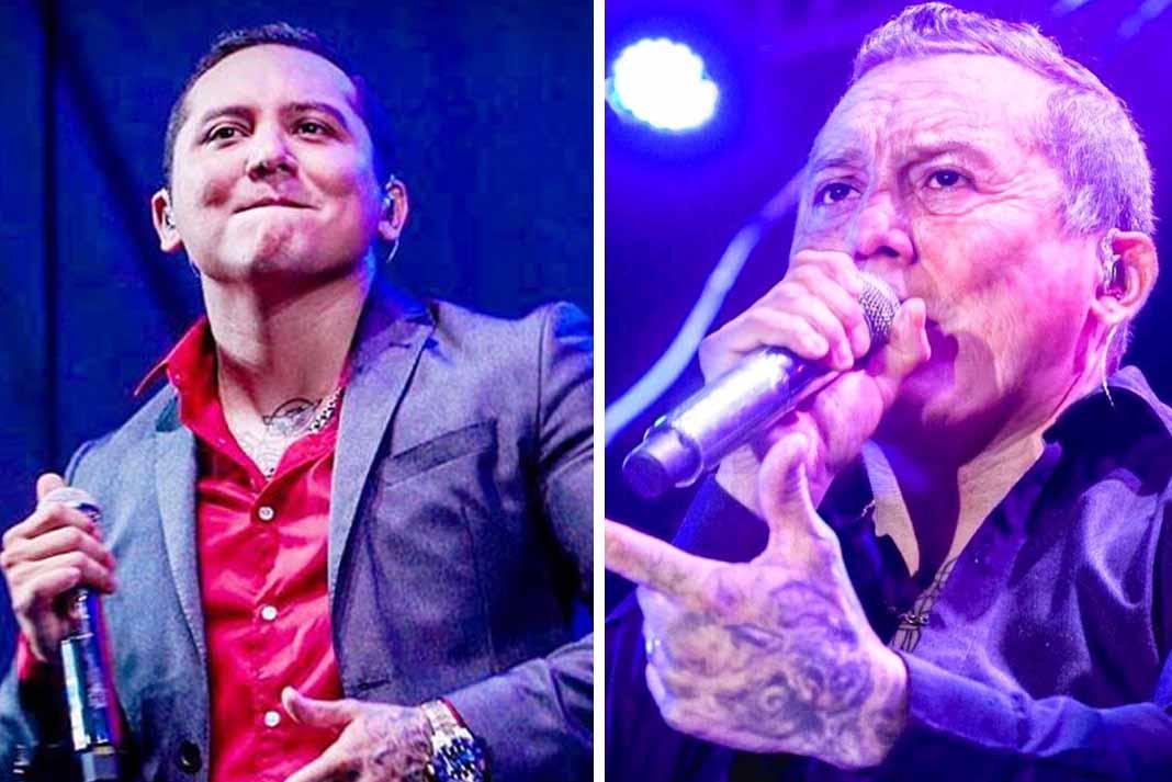"""Edwin Luna, de La Trakalosa de Monterrey, escribió: """"Con favor de #Dios que me permita hacer #Música por muchos años más y permanecer dentro del gusto de todos ustedes? Fotos: Instagram / edwinlunat"""