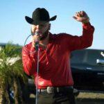 Luis Mendoza acababa de lanzar su último narcocorrido