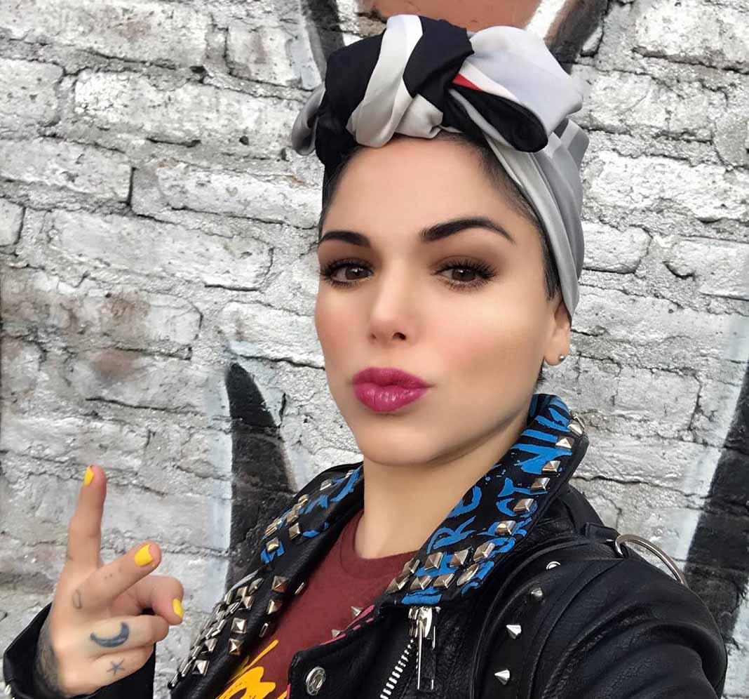 Roxy Brown es cantante y en 2017 participó en La Voz México