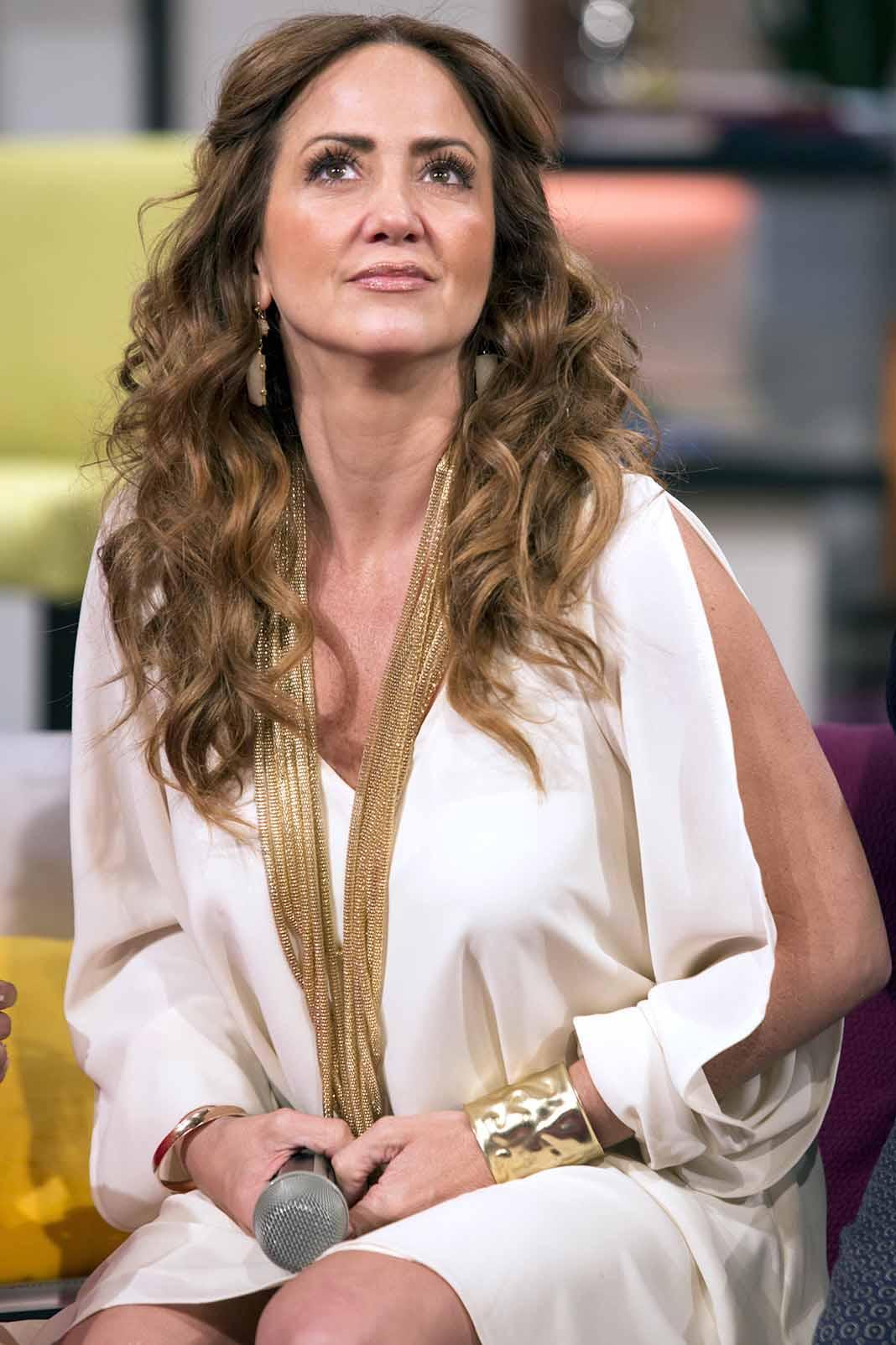 Andrea Legarreta dijo que el ataque de Adame va en contra no sólo de ella, sino de todas las mujeres