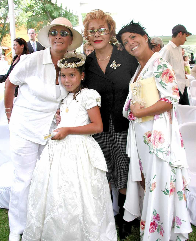 Frida Sofía nunca había contado a detalle lo ocurrido cuando tenía 12 años