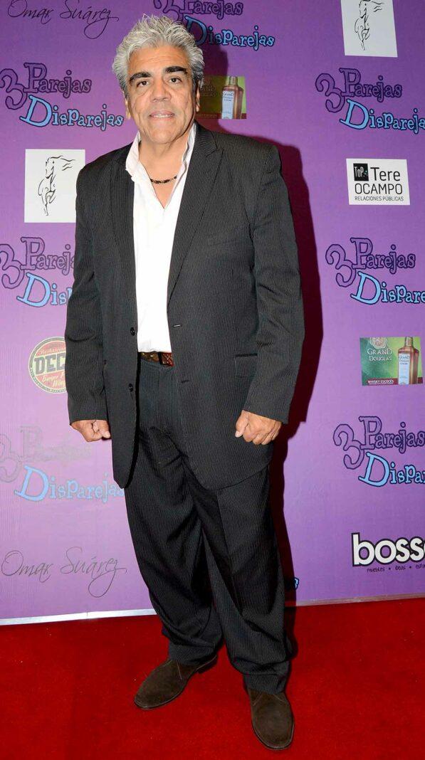 El actor Jorge Reynoso ha participado en más de 270 videohomes y películas mexicanas