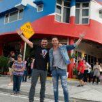 Julián Gil y Jaime Mayol son grandes amigos