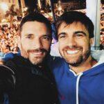 Santiago Ramundo es uno de los mejores amigos de Julián Gil