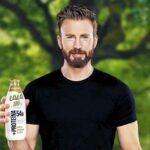 Chris Evans promueve la leche Lala 100, un nuevo producto de la popular marca de lácteos en México