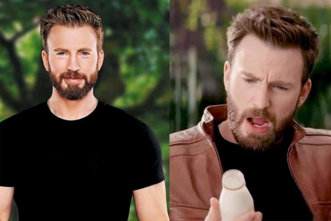 El actor aparece en espectaculares y en un comercial