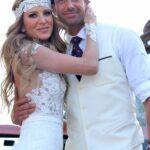 Geraldine Bazán estaba aún casada con Gabriel cuando éste decidió andar con Irina