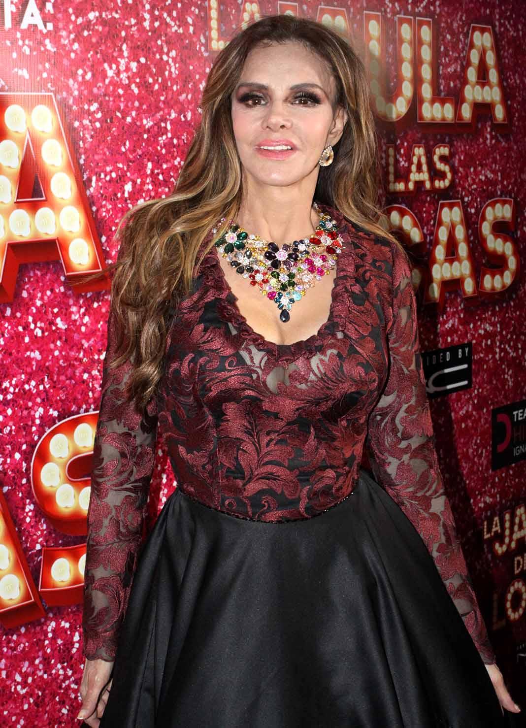 Lucía Méndez siempre ha sido defensora de los derechos de los gays