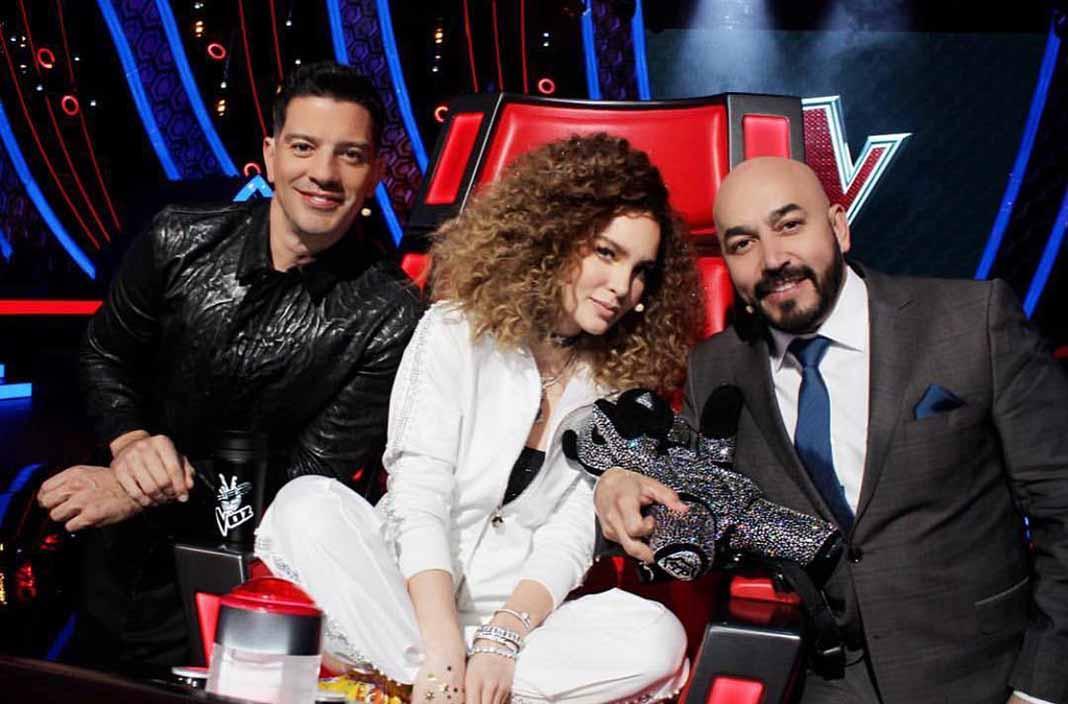 Junto a Yahir y Ricardo Montaner, Belinda y Lupillo fueron los coaches de La Voz México