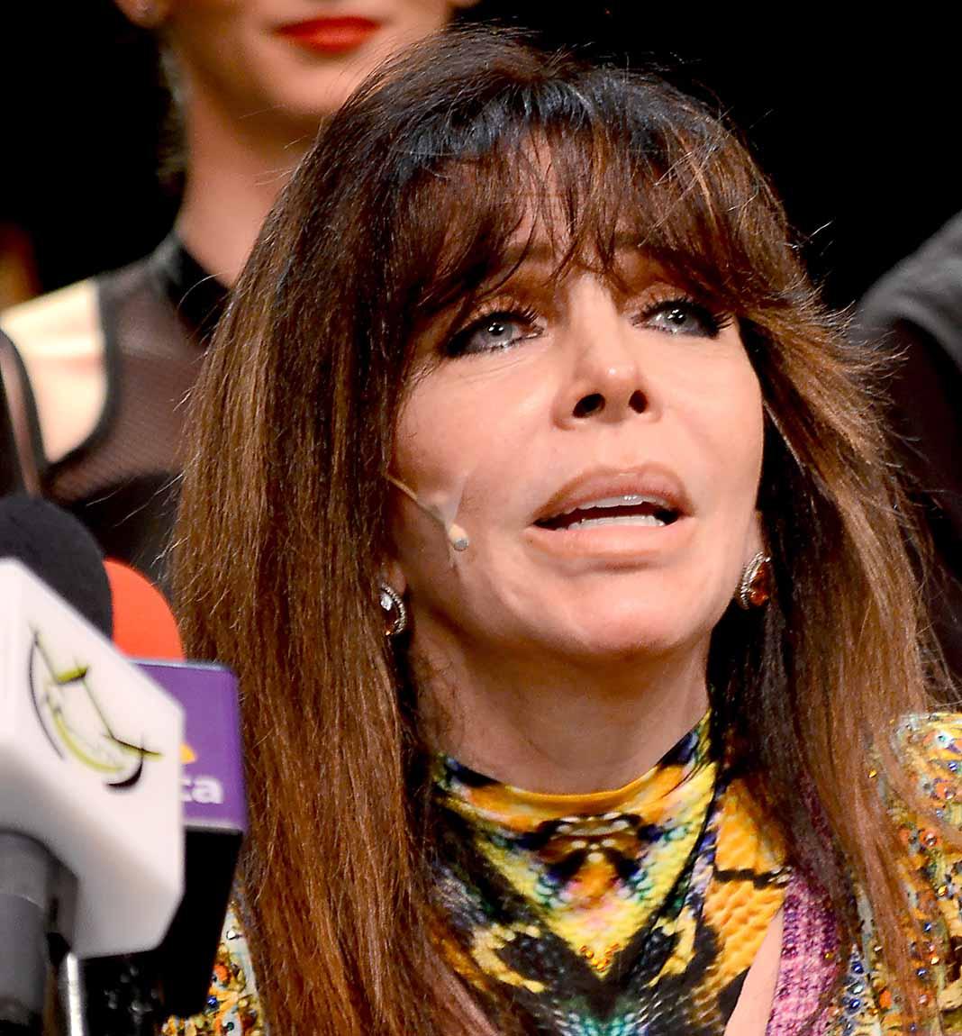 Yolanda Andrade amenazó con mostrar pruebas de que sí se casó con Verónica