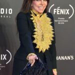 Verónica Castro anunció su renuncia al mundo del entretenimiento a raíz del escándalo de su supuesta boda gay