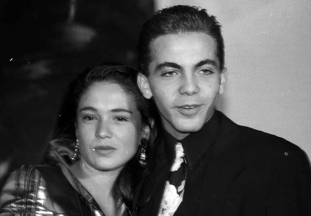 """En 1993 Cristian y Yolanda protagonizaron la telenovela """"Las Secretas Intenciones"""", y según la fuente de TVnotas, él la detesta"""