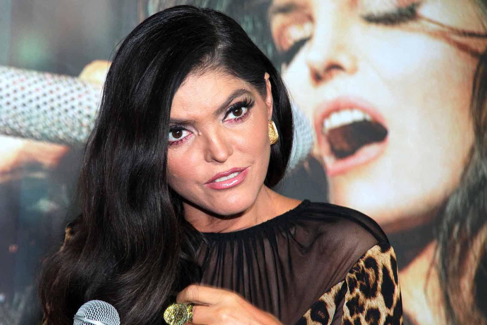 La cantante dijo que mínimo ha sido víctima de engaño de sus ex parejas en cinco ocasiones