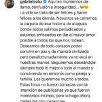 Gabriel Soto hasta se rió de