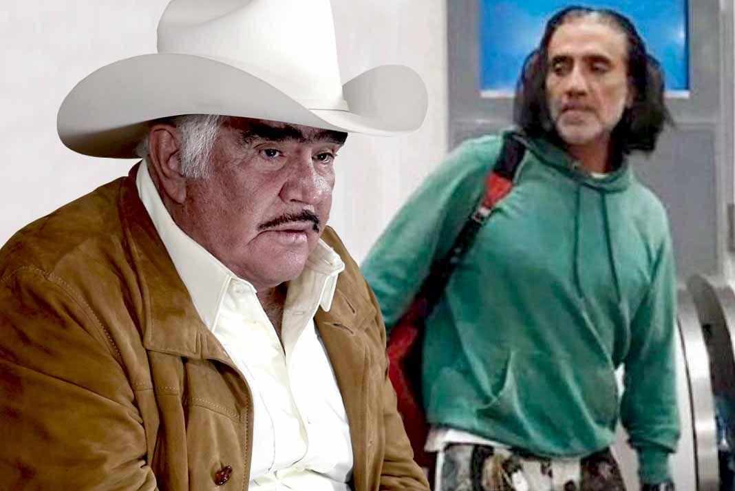 Don Vicente habría desheredado a su hijo Alejandro por su adicción a la bebida