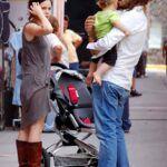 Camila y Diego Luna estuvieron casados cinco años, hasta 2013 y procrearon dos hijos: Fiona y Jerónim