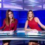 """Michelle Galván y Pamela, ambas presentadoras de """"Primer Impacto"""", están embarazadas"""