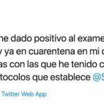 El mensaje en Twitter de Omar Fayad