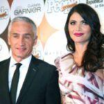 Jorge y Chiqui iniciaron en 2010 su relación, cuando él terminó la suya con Ana de la Reguera y ella se divorció de Daniel Sarcos