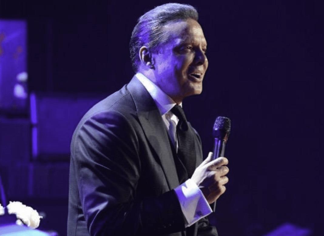Luis MIguel supuestamente se ha presentado a cantar aparentemente ebrio