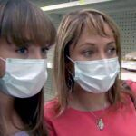 Las personas tiene que usar tapabocas en todas partes para evitar contagiarse
