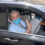 Erik del Castillo no sale de su casa. Esta foto con tapabocas es de una anterior epidemia de influenza en México