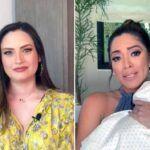 Michelle Galván entrevistó a su compañera Pamela Silva sobre el sueño que ambas están cumpliendo: el de ser mamás