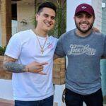Régulo Caro y Gerardo Ortiz son dos de los artistas que Del Records ha apoyado desde su lanzamiento