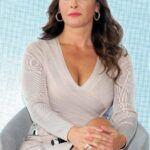 """Verónica del Castillo dijo que """"en lo profundo de sus corazones ninguno de los dos soportaría que el otro lo dejara"""""""