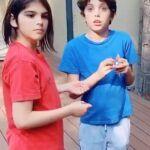 Chema y Jeros, los hijos menores que viven con Ana Bárbara ahora sí que fueron 'disciplinados' por su mamá