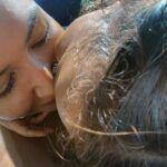 Esta foto de Naya besando a su pequeño hijo fue publicada por la actriz en su cuenta de Instagram poco antes de desaparecer