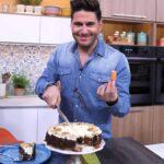 El segmento de cocina del Chef James era de lo mejor que tenía el programa